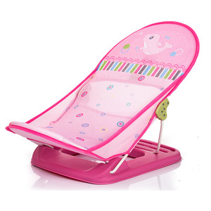 Подставка в ванночку BabyHit Дельфинчик (BT-02 Pink Dolphie) ходунки babyhit first step dark pink