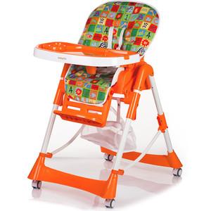 Стульчик для кормления BabyHit Appetite Оранжевый (APPETITE ORANGE)