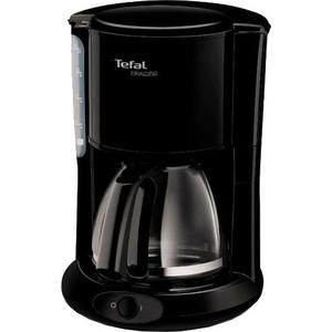 Кофеварка Tefal CM261838 черный кофеварка tefal cm261838 1000вт черный