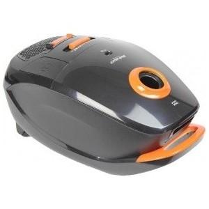 Пылесос Shivaki SVC-1441BLK черный/оранжевый пылесос shivaki svc 1434 o