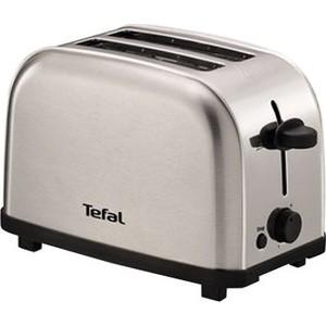Тостер Tefal TT330D30 серебристый/черный tefal k 0910204 talent