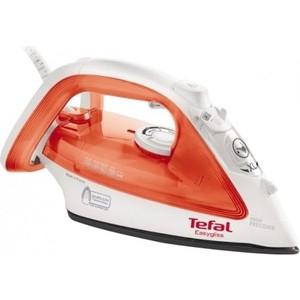 Утюг Tefal FV3912E0 красный/белый утюг tefal turbo pro fv5630e0