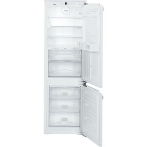 Встраиваемый холодильник Liebherr ICBN 3324 встраиваемый двухкамерный холодильник liebherr icbn 3324 21