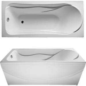 Акриловая ванна Eurolux Афины 150x70  цена и фото