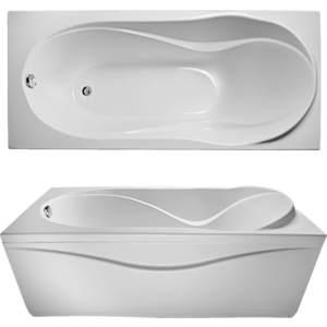 Акриловая ванна Eurolux Афины 150x70 (EUR0001D) усиленная ДСП eurolux акриловая ванна eurolux карфаген 170 75
