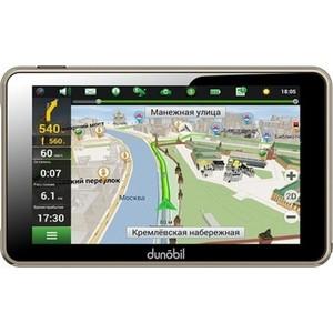 GPS навигатор Dunobil Clio 5.0