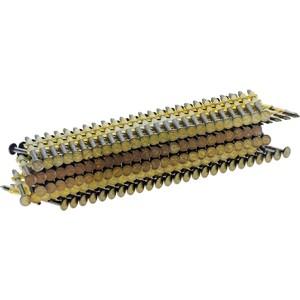 Гвоздь Fubag 50мм 3.05 гладкие №90 3000шт (140153) скобы fubag 12 9x14mm 5000шт 140118