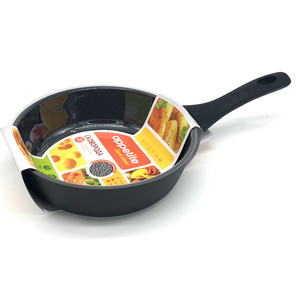 Сковорода d 20 см Appetite Dark Stone (DS2201) сковорода appetite dark stone с антипригарным покрытием диаметр 28 см