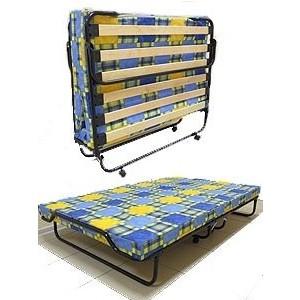 Кровать-тумба ГК Летолюкс Рим