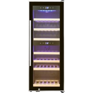 Винный шкаф Cold Vine C50-KBF2 cold vine винный шкаф 110 л на 39 бутылок черный c50 kbf2 cold vine