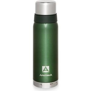 Термос  0.75 л Арктика  узким горлом американский дизайн (106-750 зелёный)