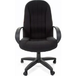 Офисное кресло Chairman 685 10-356 черный chairman кресло компьютерное chairman 685 синий черный