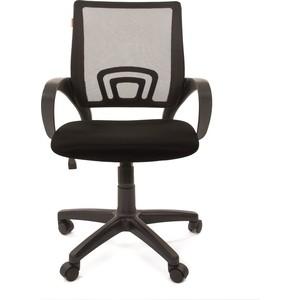 Офисное кресло Chairman 696 Россия TW-01 черный