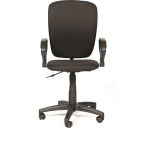 Офисное кресло Chairman 9801 15-21 черный PL 002 black