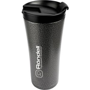 Термокружка  0.5 л Rondell Ultra Grey (RDS-231) термокружка 0 5 л laplaya travel tumbler bubble safe 560064