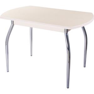 Стол Домотека Реал ПО (-1 КМ 06 (6) КР 01) стол домотека реал по 1 км 06 6 кр 07 вп кр