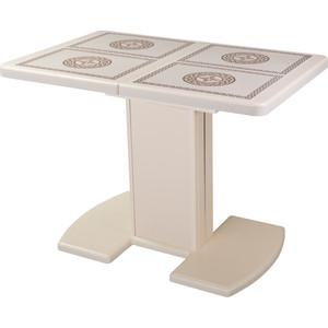 Стол Домотека Шарди ПР (ВП КР 05 ВП КР/КР пл52) стол домотека шарди пр вп кр 02 пл52
