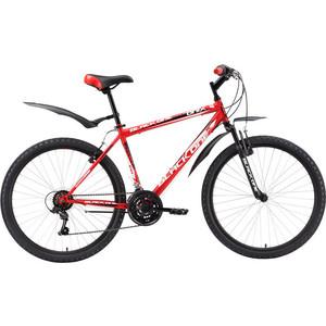 Велосипед Black One Onix красно-черный 20''