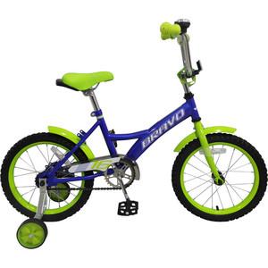 Велосипед Bravo 16'' Boy сине-зеленый
