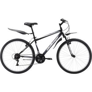 Велосипед Challenger Agent 26 черно-серый 16''