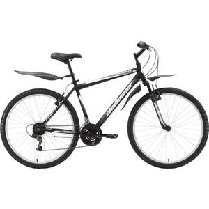 Велосипед Challenger Agent Lux 26 черно-серый 16''