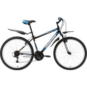 Велосипед Challenger Agent Lux черно-синий 20''