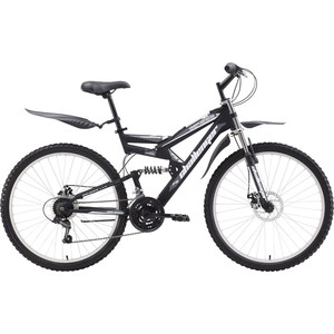 Велосипед Challenger Genesis Lux FS 26 D черно-серый 18'' challenger велосипед challenger mission fs 26 2018 голубой красный чёрный 16