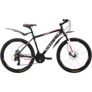 Велосипед Stark Indy HD черно-красный 16 велосипед challenger mission lux fs 26 черно красный 16