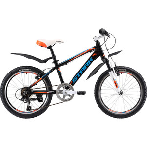Велосипед Stark Rocket 20.1 V черно-оранжевый