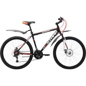 Велосипед Stark Tank 26.1 D черно-красный 20 велосипед challenger mission lux fs 26 черно красный 16