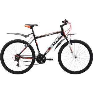 Велосипед Stark Tank 26.1 V черно-красный 18 велосипед challenger mission lux fs 26 черно красный 16
