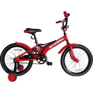 Велосипед Stark Tanuki 18 Boy красно-черный