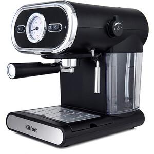 Кофеварка KITFORT KT-702 кофеварка kitfort kt 702 1100 вт черный