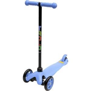 Самокат Trolo Mini (не регулируемый по высоте руль) Сиреневый (140211) самокат trolo mini up регулируемый по высоте руль голубой 140509