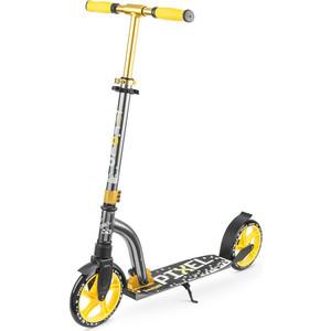 Самокат 2-х колесный Trolo LUX Pixel Желтый (141610 / TLP16001) google pixel 2 xl