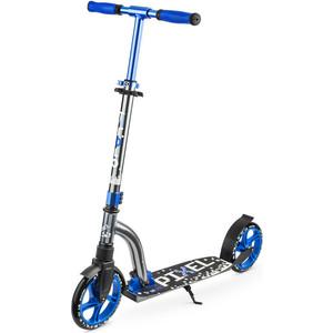 Самокат 2-х колесный Trolo LUX Pixel Синий (141611 / TLP16002)