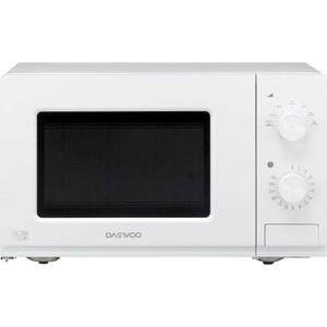 Микроволновая печь Daewoo KOR-6LC7W белый  микроволновая печь свч daewoo electronics kor 6lc7w