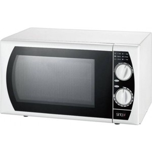 Микроволновая печь Sinbo SMO 3657 белый/черный