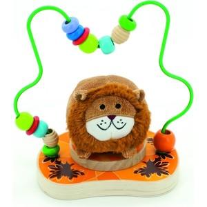 Мир деревянных игрушек Игрушка Лабиринт Лева (Д386) мир деревянных игрушек лабиринт лева