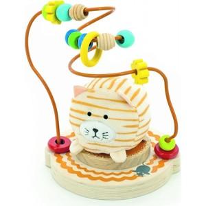 Мир деревянных игрушек Игрушка Лабиринт Мурлыка (Д387 ) мир деревянных игрушек мди лабиринт мурлыка