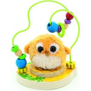 Мир деревянных игрушек Игрушка Лабиринт Совушка (Д388) мир деревянных игрушек лабиринт лева д386