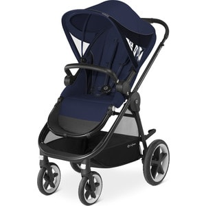 Прогулочная коляска Cybex Balios M Midnight Blue lole леггинсы lsw1234 motion leggings m blue corn