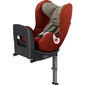 Автокресло Cybex Sirona PLUS Autumn Gold автокресло cybex free fix cobblestone
