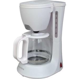 Кофеварка Supra Supra CMS-0602 600Вт белый