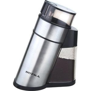 Кофемолка Supra CGS-532 серебристый цена