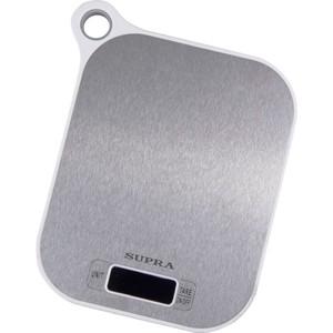 Кухонные весы Supra BSS-4077 белый