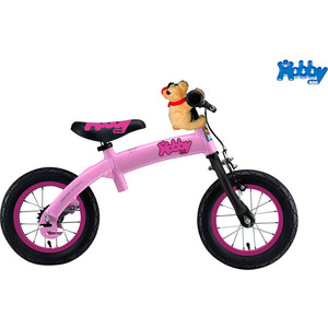 Hobby-bike Велобалансир+велосипед RToriginal ALU NEW 2016 pink hobby bike велобалансир велосипед rtoriginal alu new 2016 yellow