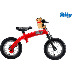 Hobby-bike Велобалансир+велосипед RToriginal ALU NEW 2016 red