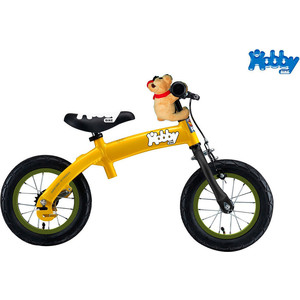 Hobby-bike Велобалансир+велосипед RToriginal ALU NEW 2016 yellow hobby bike велобалансир велосипед rtoriginal alu new 2016 yellow