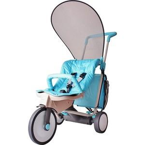 ITALTRIKE Велосипед-коляска 3 в 1 EVOLUTION blue